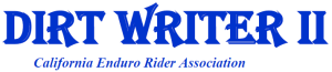 Dirt Writer II logo